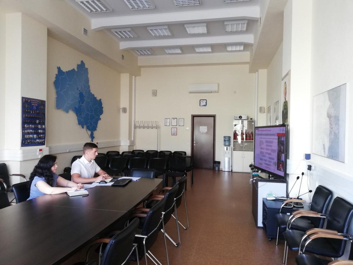 25.06.2020 состоялось межведомственное совещание по вопросу организации разработки Стратегии развития транспортной системы г. Москвы и Московской области на период до 2035 года