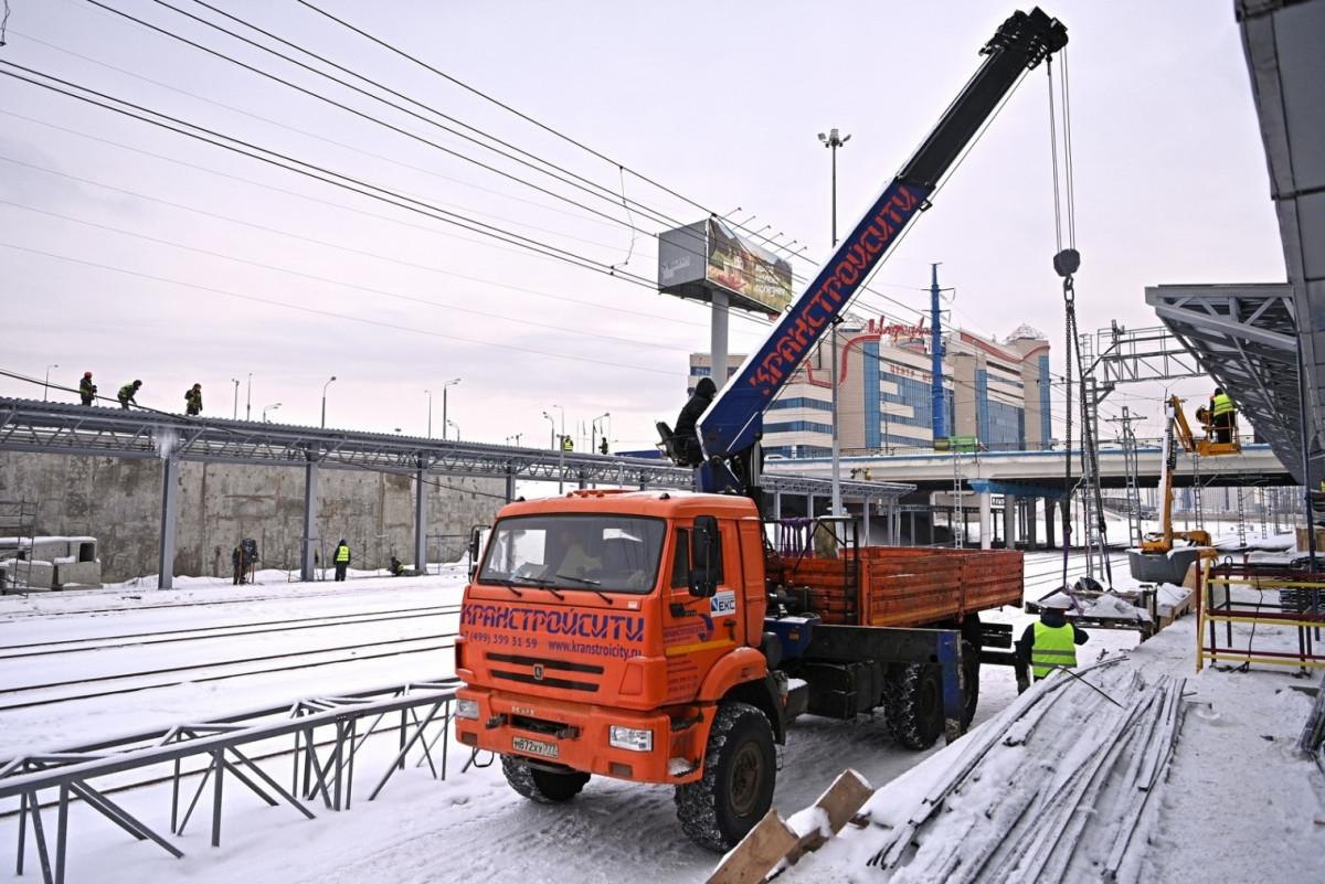 Собянин: в Москве завершается строительство вокзала «Восточный»
