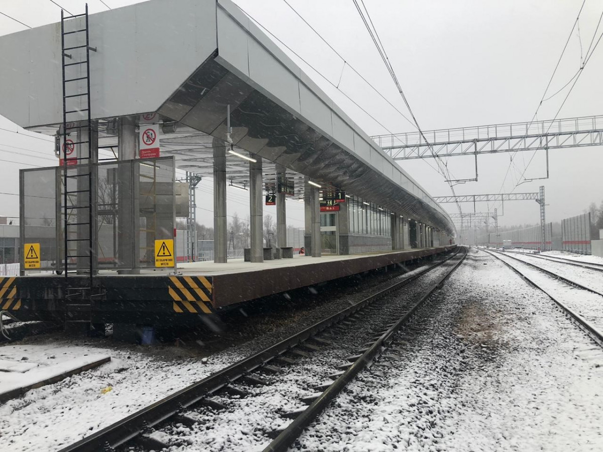 В период с 16.03.2021 по 18.03.2021 состоялись ежеквартальные комиссионные объезды железнодорожной инфраструктуры Московского транспортного узла