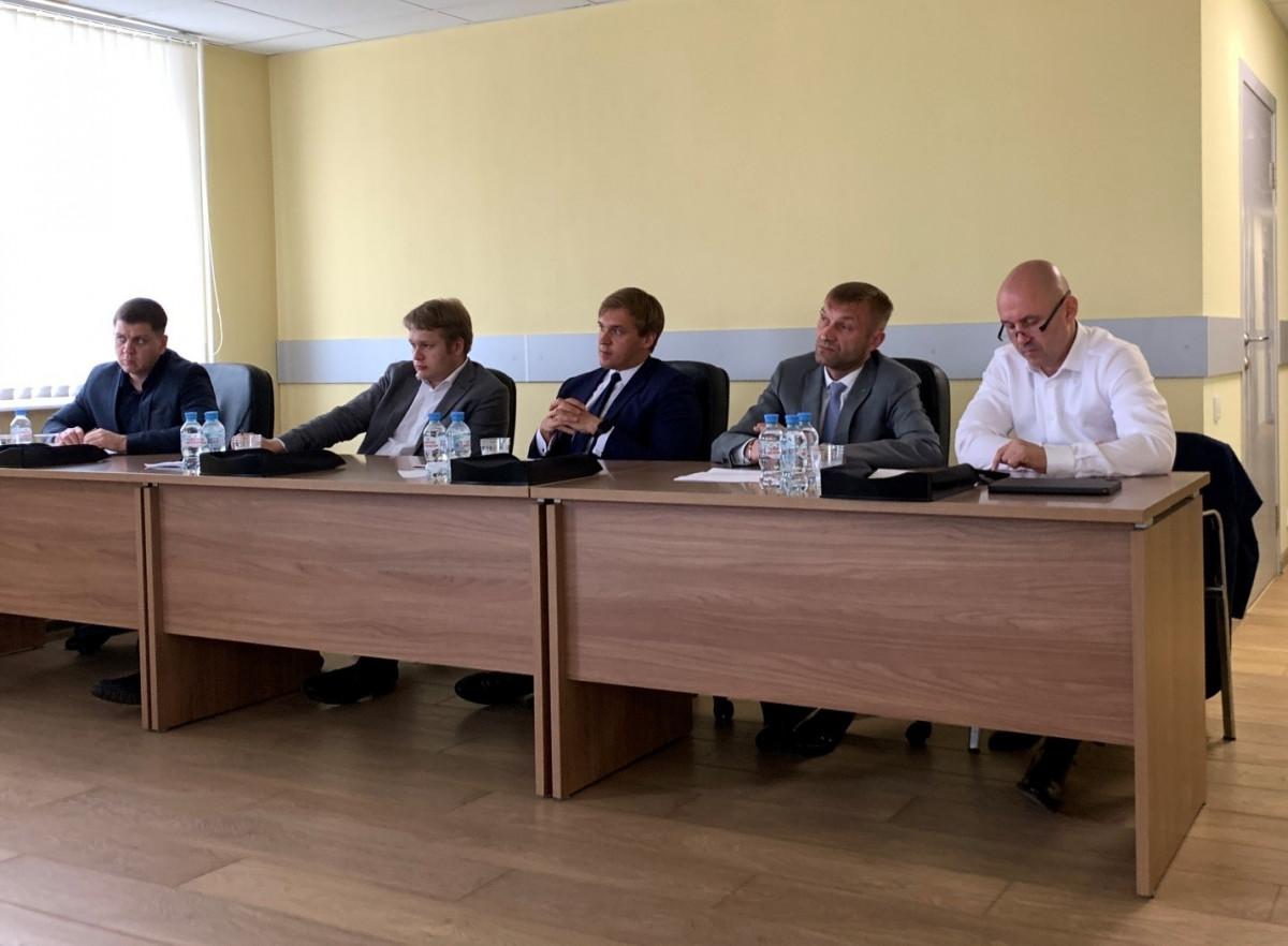 9 июня 2021 года состоялось совещание по вопросу организации дорожно-патрульной службы «Аварийные комиссары»
